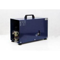 Profi fluisterstille compressor EURO-TEC 20A incl. olie