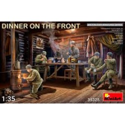 DINNER ON THE FRONT 1/35