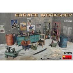 GARAGE WORKSHOP 1/35