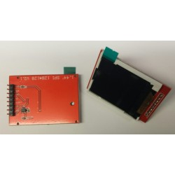 "1.44 ""128* TFT SPI Red LCD Display Module"