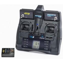 4-Kanaals computer zenderset 2.4Ghz