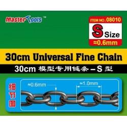 Micro ketting 0.6x1.0mm L-30CM 1/700