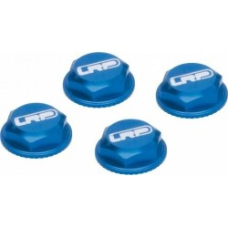 LRP132593 covered wheel nut LRP blue 12MM HEX