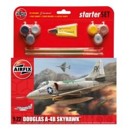 GESCHENKSET DOUGLAS A-4B SKYHAWK 1/72