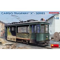 CARGO TRAMWAY X SERIES 1/35