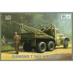 DIAMOND T969 WRECKER 1/72