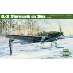 IL-2 STURMOVIK ON SKIS 1/32
