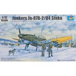 JUNKERS JU-87B/U-2 STUKA 1/32