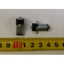 micro 3V 30mA 65tpm motortje met kartelas