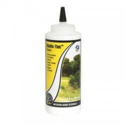 Static-Tac 354ml. ideaal voor het lijmen van statisch gras
