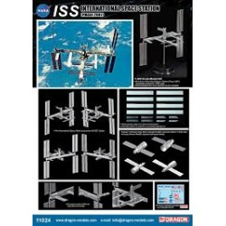ISS INT. SPACE STATION 1/400