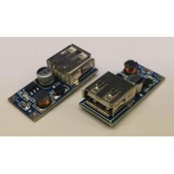 0.9-5V  5V 600mA step up converter