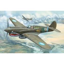 P-40E WAR HAWK 1/32 SPANW.-357MM