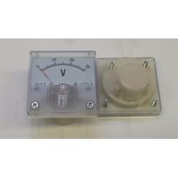 paneelmeter 0-30V DC