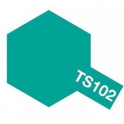 Acryl spuitbus plastics COBALT GREEN  TS-102 100ML.