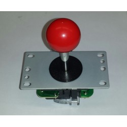 X-Y joystick 4x norm.open microswitch
