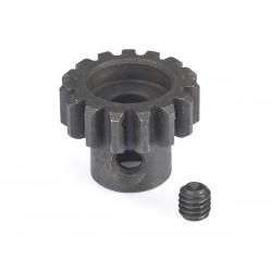 15-tands moduul 1 pinion 5MM AS