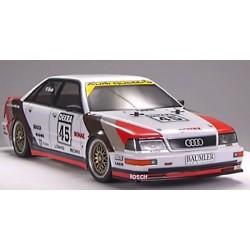 1/10 RC Audi V8 Tourenwagen TT-02 KIT-VERSIE