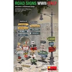WEGWIJZERS ITALY WWII  1/35