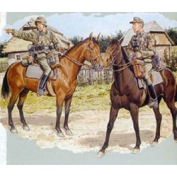 GERMAN CAVALRY FLORIAN GEYER 1/35