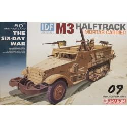 M3  HALFTRACK MORTAR CARRIER 1/35