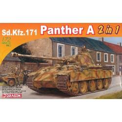 SD.KFZ.171 PANTHER A 1/72