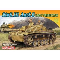 STUG.III AUSF.G EARLY 1/72