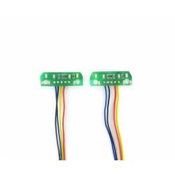 carson 907387 1/14 7,2V LED-PCB 7-Section taillight