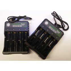 1-4 cell Li-ion USB lader (oa viporizer)