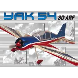 stuntkist YAK 54 3D ARF 1040mm.