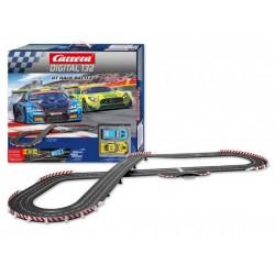 Digital 132 slotracebaan GT Race Battle 7,3mtr.