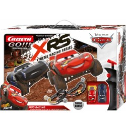 Carrera GO racebaan Mud Racing 5,4mtr.