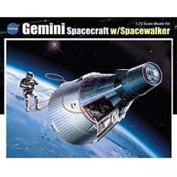 GEMINI SPACECRAFT w/SPACEWALKER 1/72