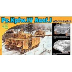 PZ.KPFW.IV AUSF.J MID 1/72