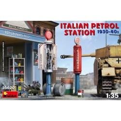 ITALIAN PATROL STATION 1930-40 1/35