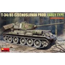 T-34/85 CZECHOSLOVAK PROD. EARLY 1/35