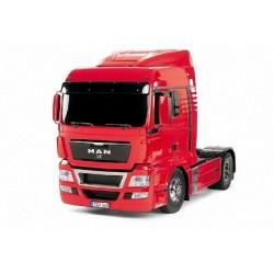 1/14 R/C MAN TGX 18.540 4x2 XLX Red Edition