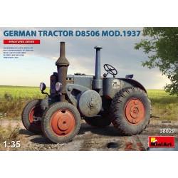 GERMAN TRACTOR D8506 1937 1/35