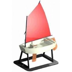 Zeilbootje Optimist 1/10 L-275mm