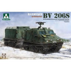 BV206S PERSONNEL CARRIER 1/35