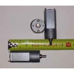 vertragingsmotor 3-6V 200-400tpm