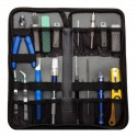 Hobby gereedschapset in etui, ideaal voor scalemodeling