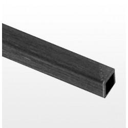 carbon vierkant pijp 6x5MM 1mtr. 2 stuks (in de winkel per stuk verkrijgbaar)