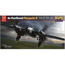 HK MODELS DE HAVILLAND MOSQUITO B 1/32