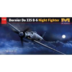 HK MODELS DORNIER DO 335 B-6 1/32