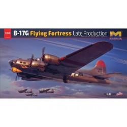 HK MODELS B-17G FLYING FORTRESS LATE 1/32