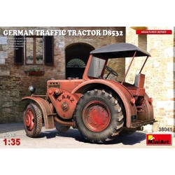 GERMAN TRACTOR D8532 1/35