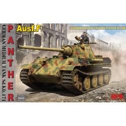 GERMAN PANTHER AUSF.F 1/35