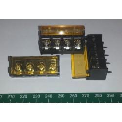 4p print kroonsteen 230V met afdekkapje