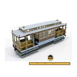 Tram San Francisco 42cm